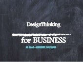 Design thinking for business (in Bahasa & english)