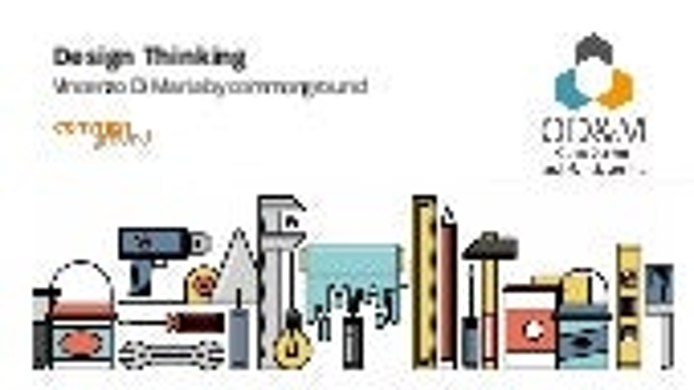 Design thinking - Vincenzo Di Maria