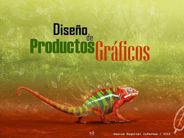 Presentacion curso diseño de productos graficos
