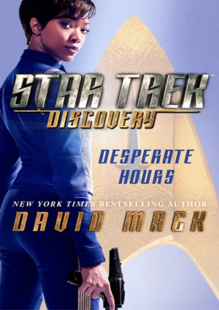 Desperate Hours Star Trek Discovery 1 American 91.5fm wmfo in the greater boston area and www. desperate hours star trek discovery