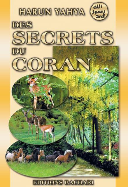 Des secrets du coran. french. français