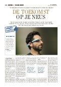 De Standaard 23 dec 2013 google glass