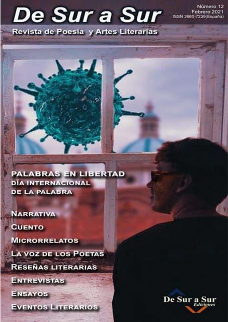 De Sur a Sur Revista de Poesía y Artes Literarias #12