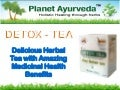 Herbal Detox Tea - Detoxification Herbs