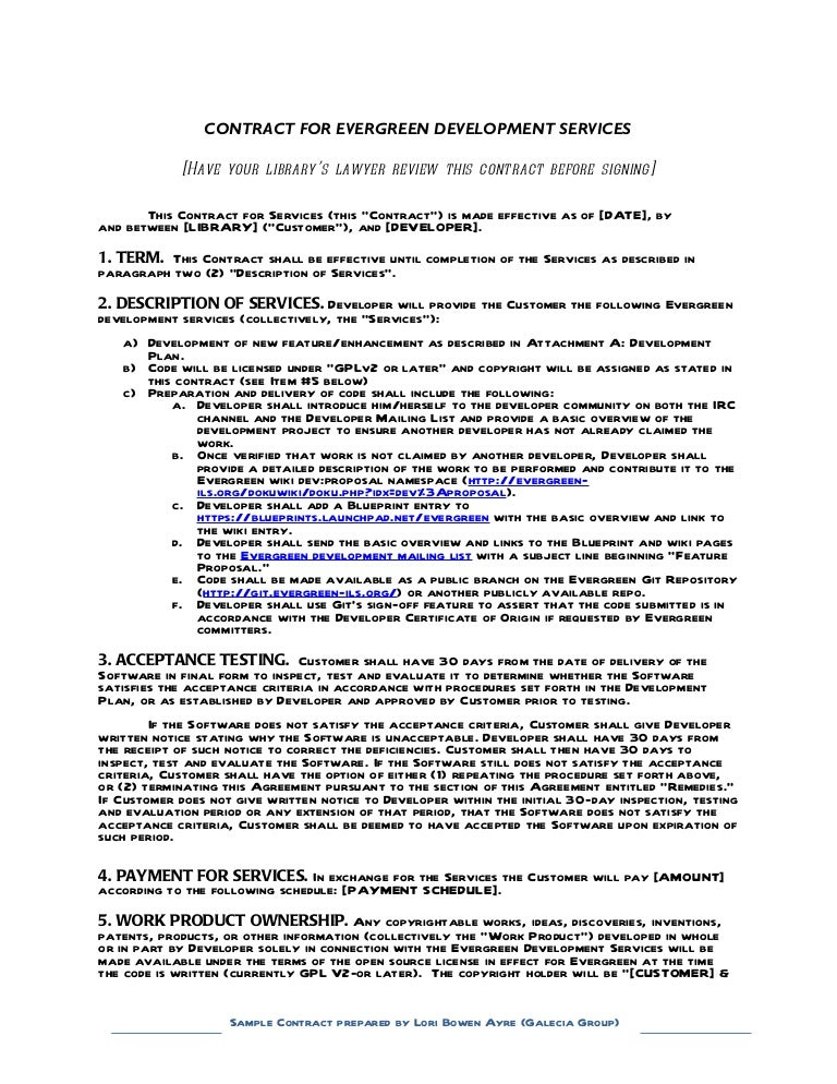 Software License Agreement Template Patent License Agreement Patent