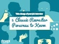 5 Classic Recruiter Personas You Should Know
