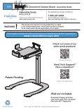 Dewey Ipad Stand user guide