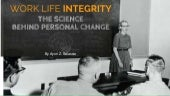 Work Life Integrity: The Science Behind Personal Change (DF16)