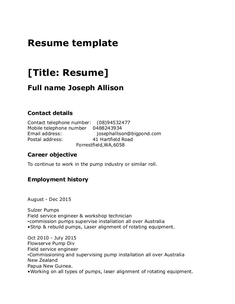 cable installer cover letter - Fieldstation.co