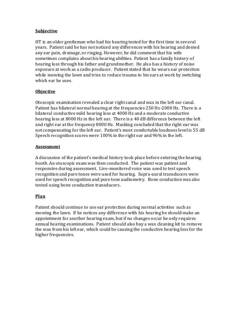 soap note examples - Monza berglauf-verband com