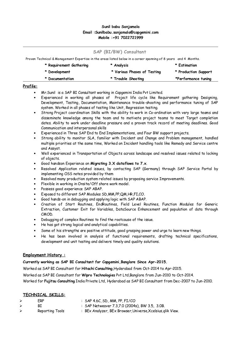 How To Write Coursework And Exam Essays Sap Pp Consultant Resume