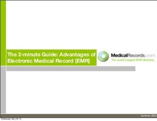 What products are available to deter security threats, with electronic medical records?