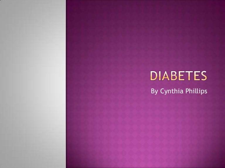 Diabetes Powerpoint 6