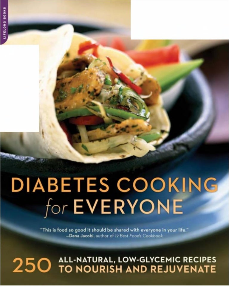 Diabetes ebookdiabetes cooking for everyone fandeluxe Choice Image