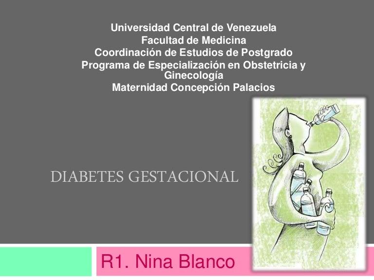 diabetes gestacional diagnosticada a las 34 semanas
