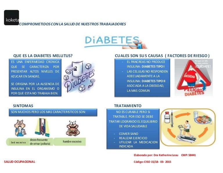es la depreciación tratable o curable de diabetes