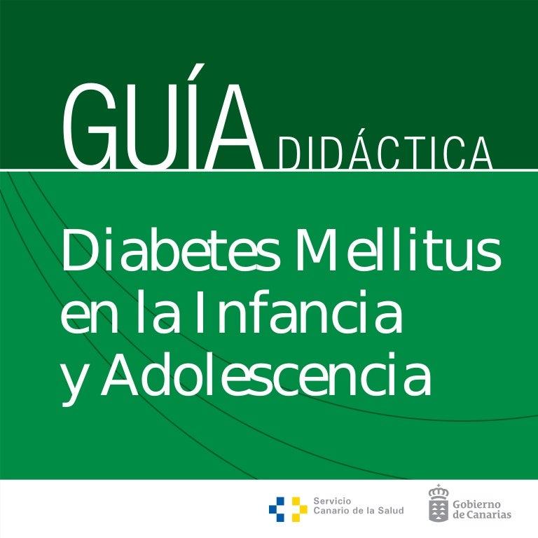 preparación para mejorar el autocontrol de la salud r / t diabetes