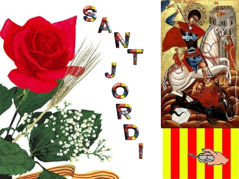 Diada De Sant Jordi S