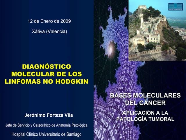 Diagnostico Molecular De Los Linfomas No Hodgkin