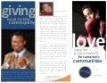 Diamond Love Foundation Brochure