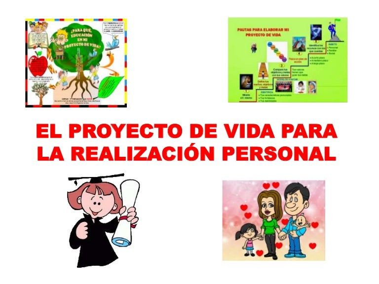 Diapositivas Proyecto De Vida-1ero