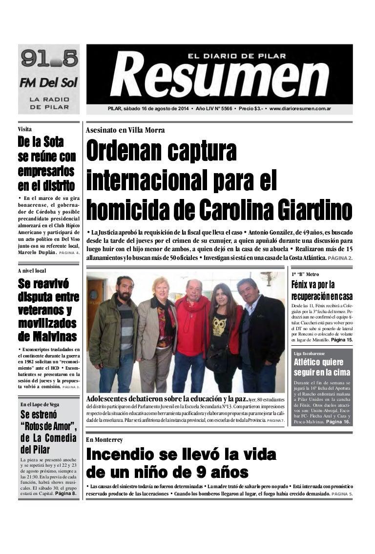 Diario Resumen 20140816