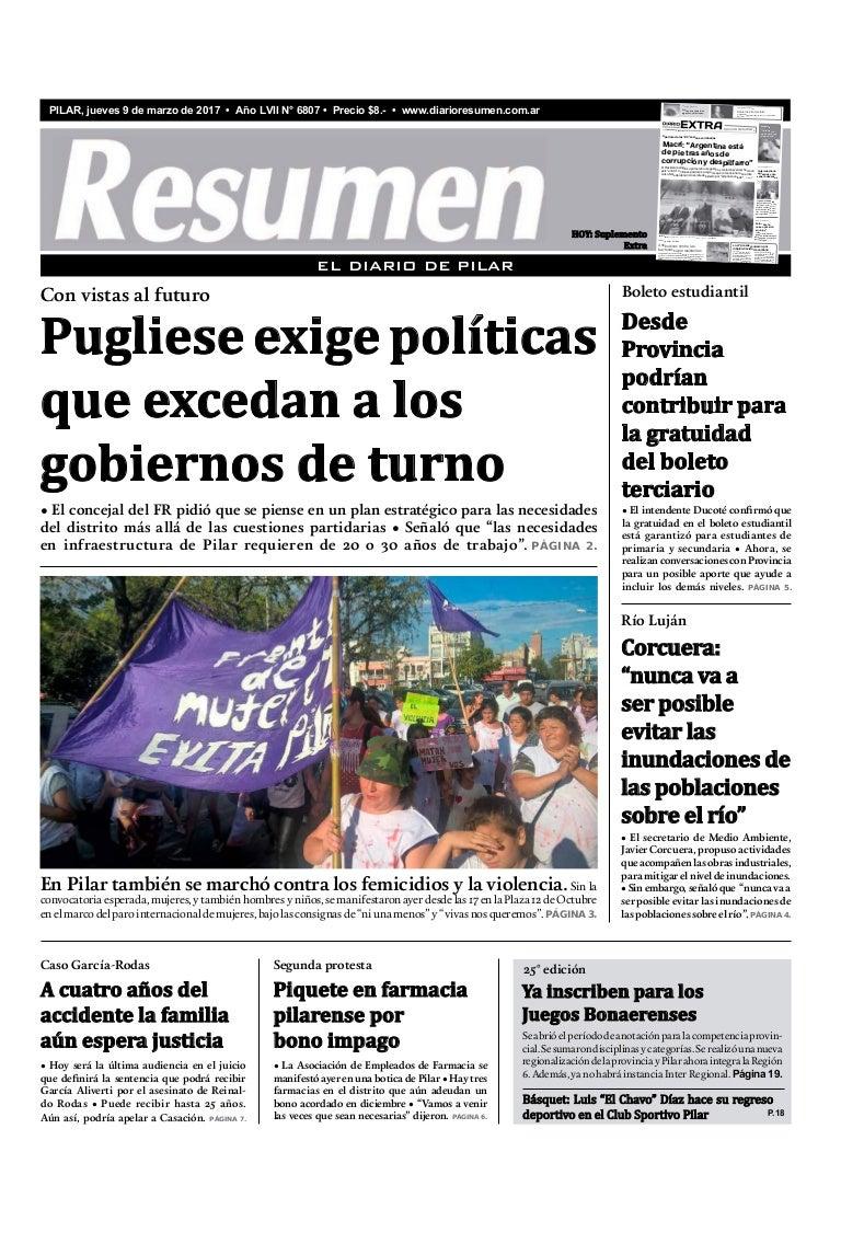 Diario Resumen 20170309 Para El Circuito Ironman 703 Noticias De La Ciudad Buenos Aires