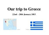 Diary of our Stay in Greece