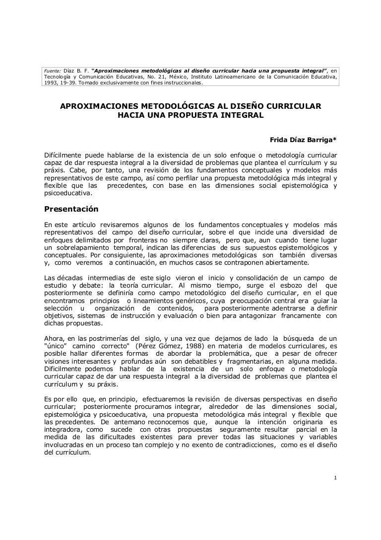 Diaz barriga, f. aproximaciones metodologicas al_diseno_curricular