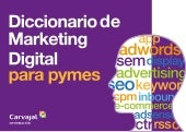 Diccionario Marketing Digital