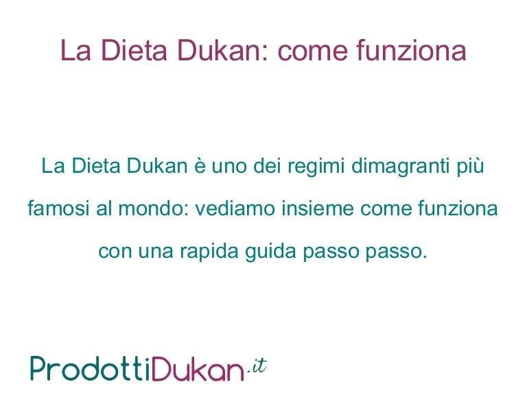 programma di dieta di proteine dukane