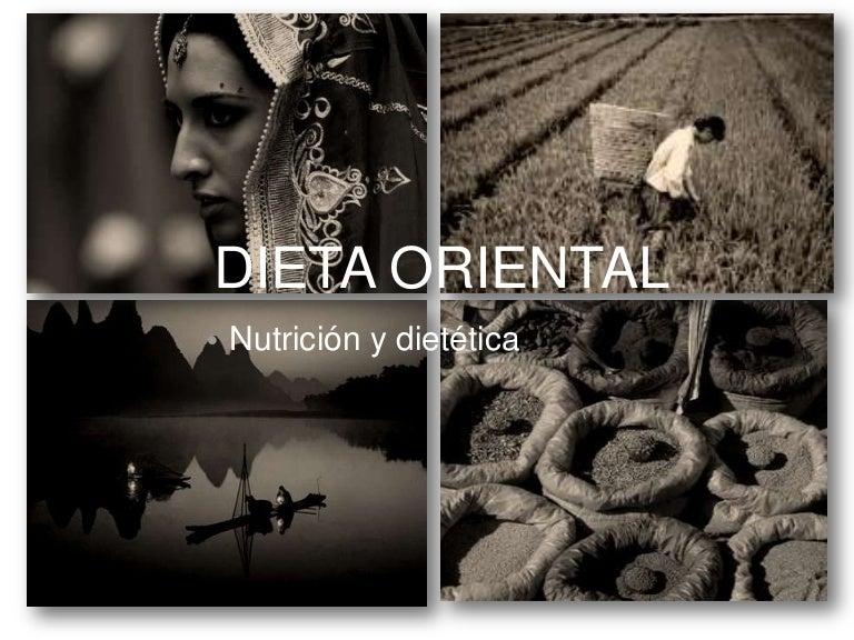 dieta oriental caracteristicas