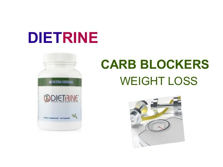 Dietrine Carb Blocker