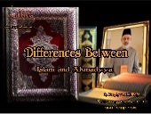 Differences between islam and ahmadyya