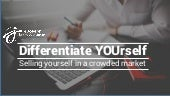 Differentiate yourself in this fast paced world!