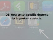 how to change your ringtone on iphone 5 for free
