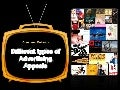 Different Types of Advertising Appeals