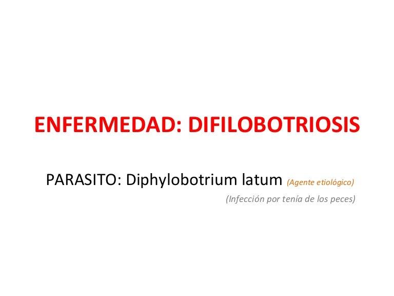 difilobotriasis signos y sintomas