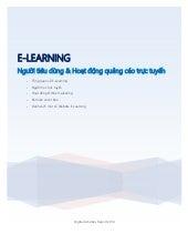 Thị trường Giáo Dục Trực Tuyến - Digital Activities Report 2014