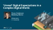 Digital Disruption Asia - Pleasing the Unpleasable with Digital Performance Data