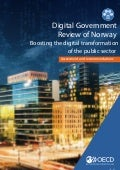 OECD Digital Government Review of Norway - Assessment & Recommendations