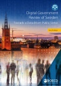 Digital Government Review of Sweden: Towards a Data-driven Public Sector - OECD Report