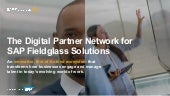Digital Partner Network for SAP Fieldglass Solutions