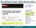 Digital ad dollars fund child abuse sites