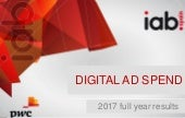 IAB Spain Digital Ad Spend 2017 Report