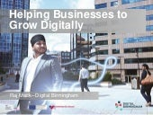 Helping Businesses to Grow Digitally