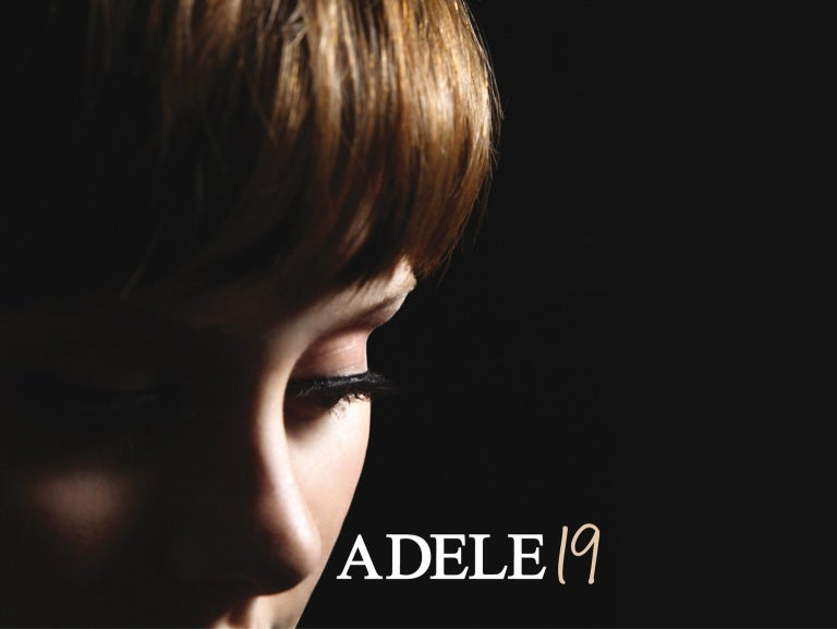 digital booklet adele 19