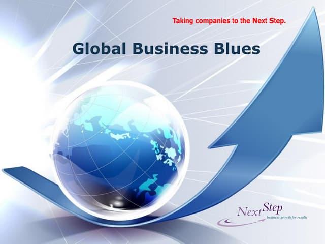 Digital Business Blues