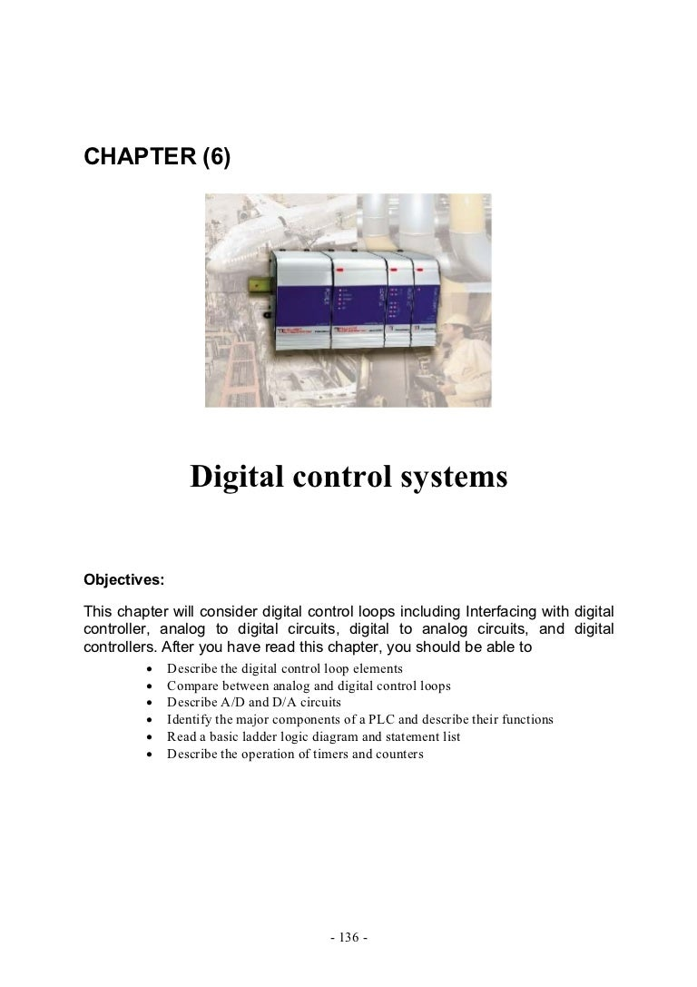 Digital Control Systems Industrial Logic Circuits Some Examples Of Their Use Include Digitalcontrolsystems 121124220552 Phpapp02 Thumbnail 4cb1353794834