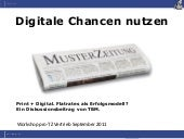 Digitale Chancen nutzen (2011)